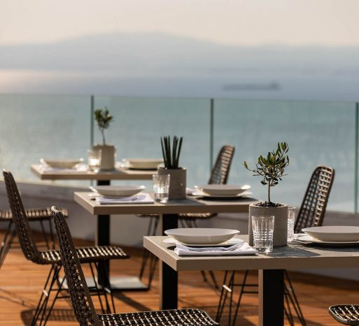 kalamata hotel with restaurant - Messinian Icon Hotel