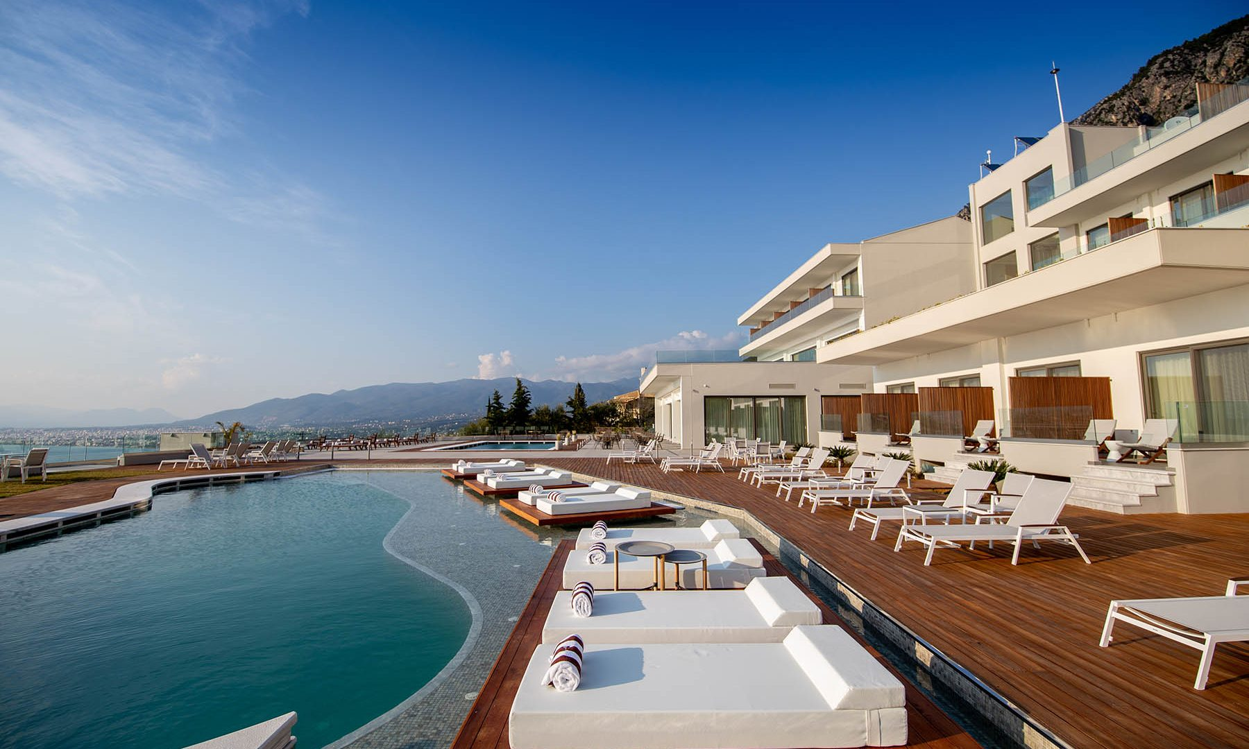 kalamata hotel with pool - Messinian Icon Hotel