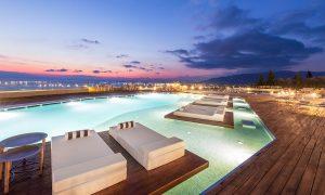 kalamata hotel with pool - Messinian Icon Hotel