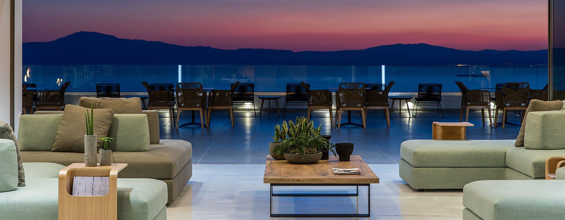 ξενοδοχεια καλαματα- Messinian Icon Hotel