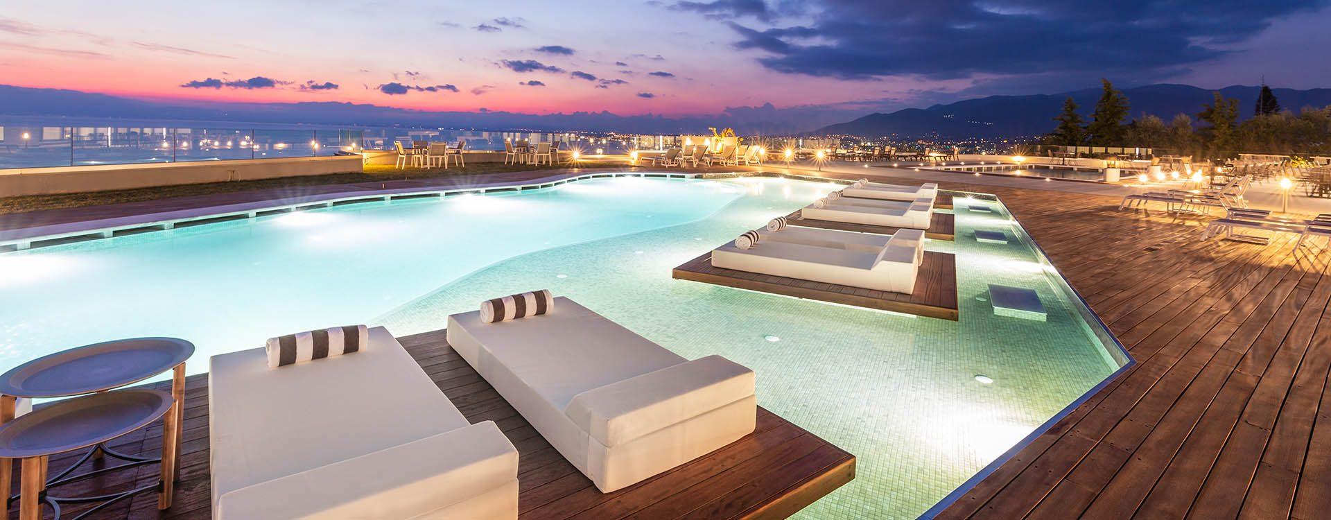 καλαματα ξενοδοχεια 5 αστερων- Messinian Icon Hotel